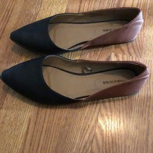 Maurices dress slip on shoes size 11
